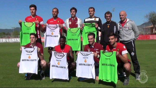 El+Mallorca+d%C3%B3na+suport+al+Palma+Futsal+abans+de+la+final+de+la+Copa+del+Rei