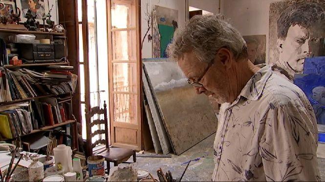 Luis+Maraver+descobreix+els+or%C3%ADgens+de+la+seva+pintura+en+un+llibre-art