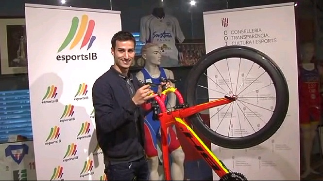 La+bicicleta+de+Mario+Mola+ja+%C3%A9s+al+Museu+de+l%27esport