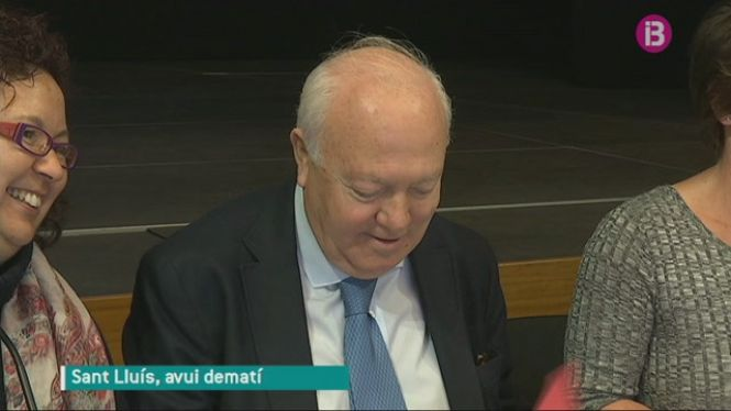 Sant+Llu%C3%ADs+instaura+el+Premi+internacional+Albert+Camus
