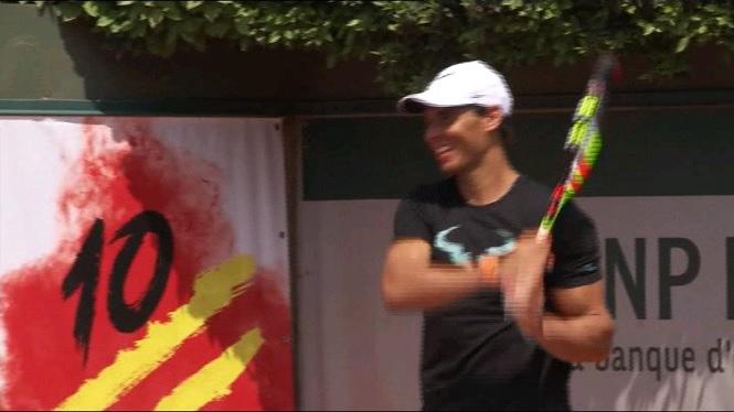 Nadal+ja+prepara+l%27assalt+al+seu+onz%C3%A8+Roland+Garros