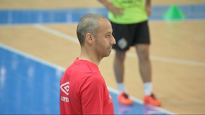 El+Palma+Futsal+presenta+Lolo+Suazo