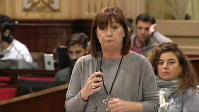 La+presidenta+Armengol+assegura+que+el+pacte+a+l%27Estat+no+afectar%C3%A0+el+Govern+de+les+Illes+Balears