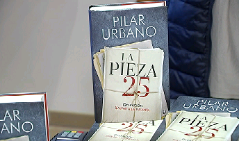 La+periodista+i+escriptora+Pilar+Urbano+presenta+el+seu+llibre+sobre+el+cas+N%C3%B3os