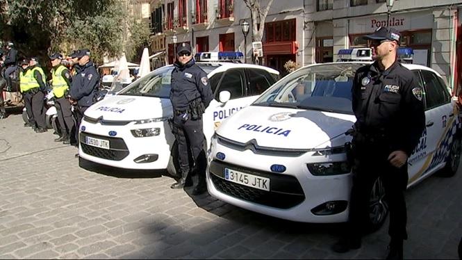 Agents+detenguts+en+el+cas+de+presumpta+corrupci%C3%B3+a+la+Policia+Local+de+Palma+denuncien+amenaces+per+part+dels+presumptes+caps+de+la+trama