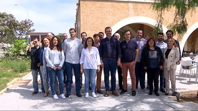 El+Partit+Socialista+de+Mallorca+i+de+Palma+comen%C3%A7a+el+darrer+any+de+legislatura+enfortint+la+coordinaci%C3%B3+dels+diferents+representants+institucionals+al+Consell+insular+i+a+l%27Ajuntament+de+la+capital