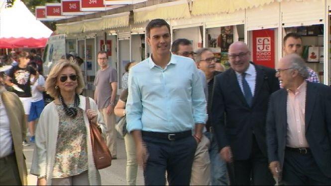Tot+preparat+per+al+congr%C3%A9s+del+PSOE+que+inaugurar%C3%A0+l%27era+S%C3%A1nchez
