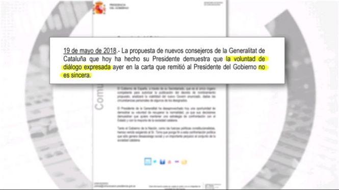 El+nou+equip+del+govern+catal%C3%A0+no+agrada+a+Mariano+Rajoy