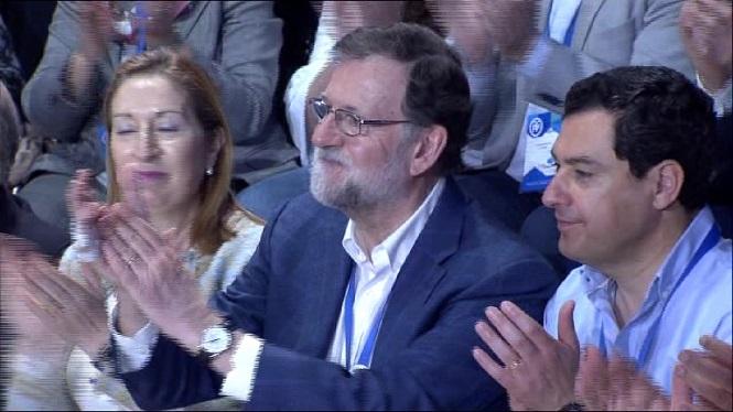 El+PP+atribueix+al+cansament+el+lapsus+de+Rajoy+on+deia+que+estava+preparant+les+eleccions