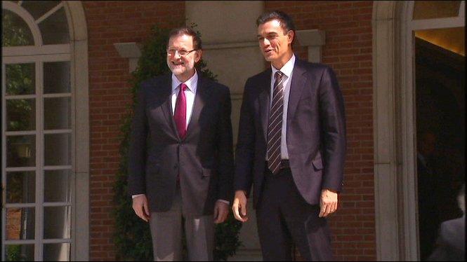 Dimarts%2C+Rajoy+es+veur%C3%A0+amb+S%C3%A1nchez+per+explorar+la+possibilitat+d%27arribar+a+acords