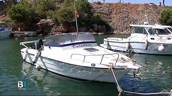 Rates+a+les+barques+de+Cala+Santandria
