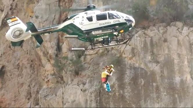 El+nombre+d%27excursionistes+rescatats+passa+de+96+a+222+en+nom%C3%A9s+2+anys
