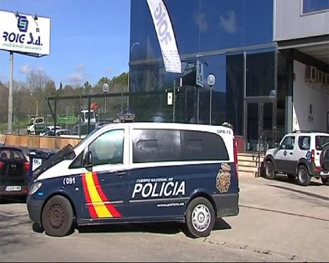 La+Policia+escorcolla+la+seu+de+l%27empresa+Roig+a+Palma