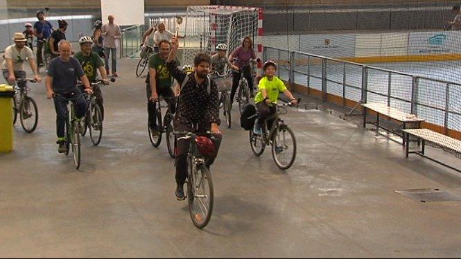La+Via+Corrupta+ha+celebrat+aquest+cap+de+setmana+una+edici%C3%B3+especial+en+bicicleta