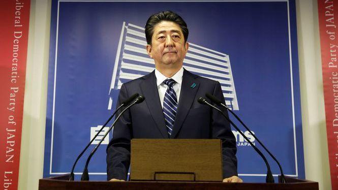 Shinzo+Abe+promet+mesures+contundents+contra+Corea+del+Nord