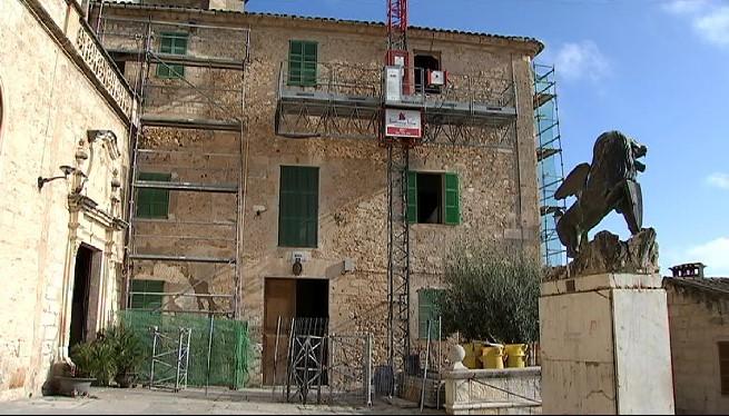La+rectoria+de+Sineu+acollir%C3%A0+dos+pisos+de+lloguer