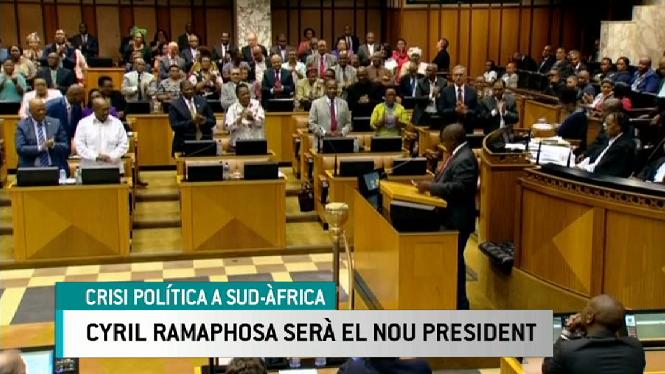 El+parlament+de+Sud-%C3%80frica+nomena+nou+president