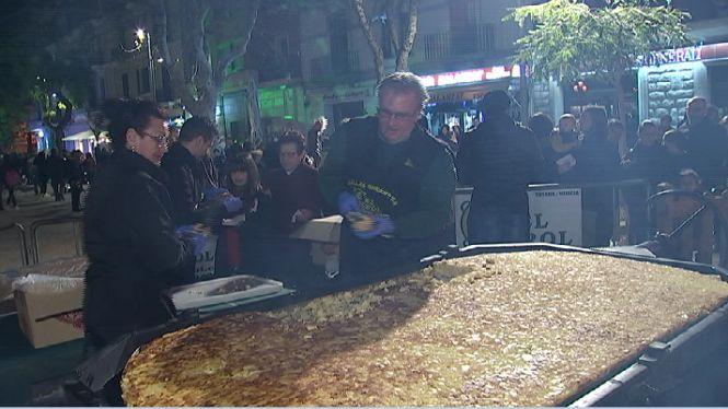 Truita+gegant+i+mariol%C2%B7los+per+a+celebrar+el+Dijous+Llarder+a+Eivissa