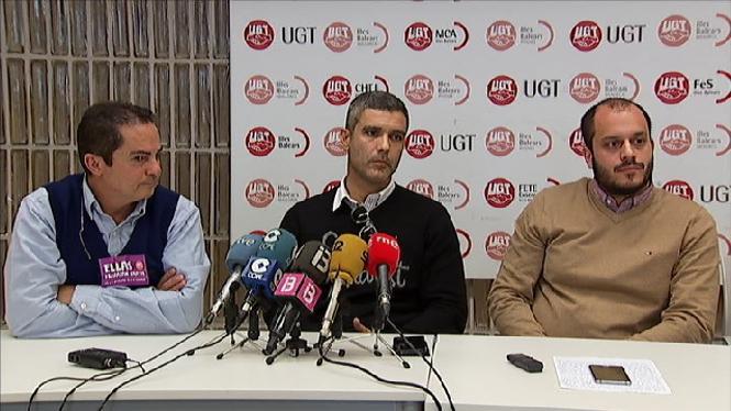 UGT+nega+agressions+dels+presos+de+Palma+per+part+de+funcionaris