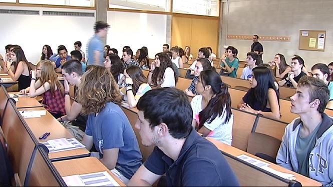 La+prova+per+entrar+a+la+Universitat+ser%C3%A0+pr%C3%A0cticament+igual+que+la+selectivitat