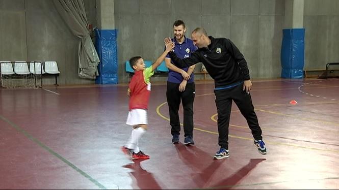 El+Palma+Futsal+recupera+l%27alegria+amb+els+m%C3%A9s+menuts