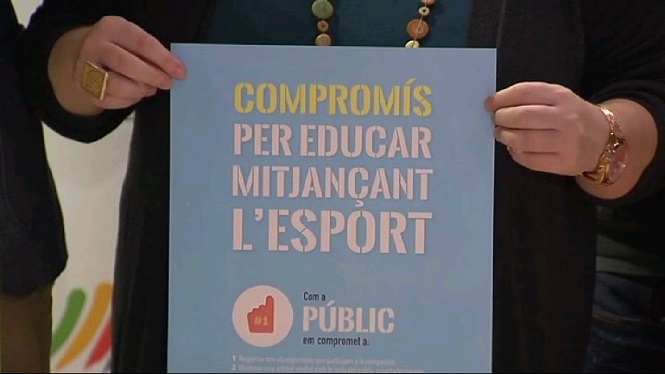El+Govern+presenta+el+programa+%26%238216%3BPosam+valors+a+l%27esport%27
