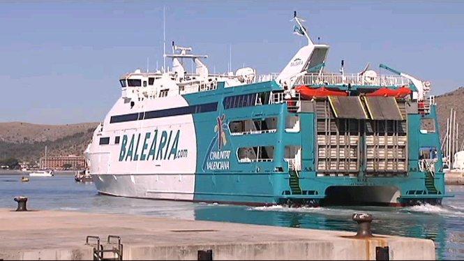 Milers+de+mallorquins+viatgen+a+Menorca+per+viure+les+festes+de+Sant+Joan