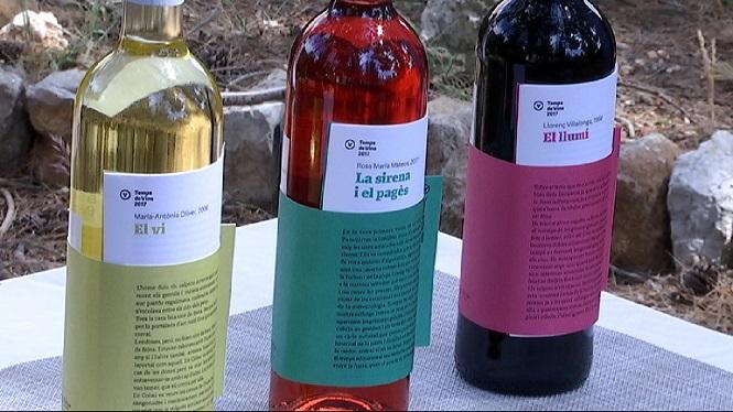 Maridatge+entre+vins+i+literatura+a+Binissalem