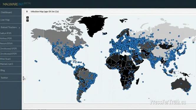 EUA+acusa+Corea+del+Nord+de+ser+el+responsable+del+ciberatac+mundial