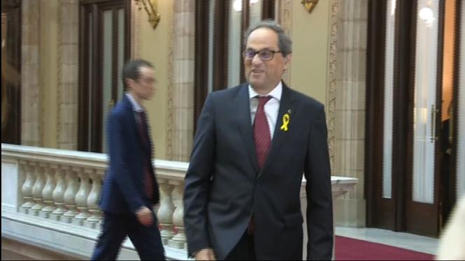 Susp%C3%A8s+l%27acte+de+nomenament+dels+nous+consellers+de+Catalunya